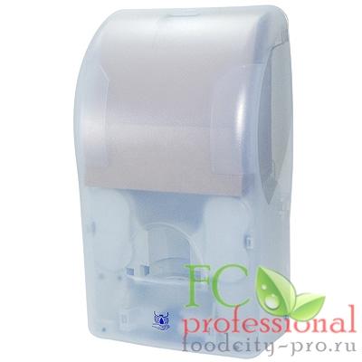 Сенсорный диспенсер     1л ДхШхВ 275х170х95 мм для пенного мыла TORK WAWE (арт.470232) ПЛАСТИК БЕЛЫЙ